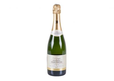 S. Pierre Mignon Grande Reserve Champagne