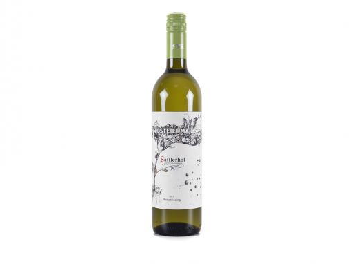 Weingut Sattlerhof Welschriesling Sudsteiermark Qualitätswein
