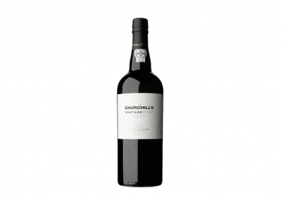 Churchill's Graham Quinta da Gricha Vintage Port 2007 Port