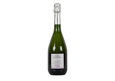 S. Pierre Mignon Cuvee Pure Zero Dosage Champagne