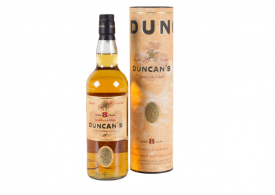Duncan's Blended Scotch Whisky 8YO