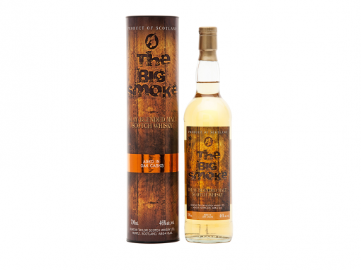 The Big Smoke Islay Blended Malt Scotch Whisky