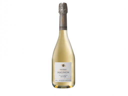 S. Pierre Mignon Blanc de Blancs Grand Cru Brut Champagne