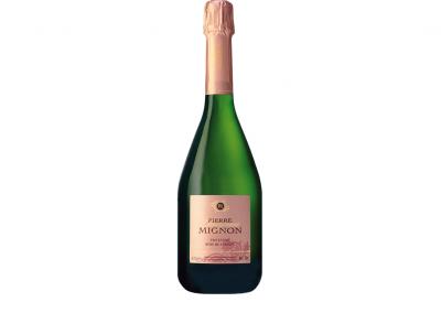 S. Pierre Mignon Prestige Rosé de Saignée Brut Champagne