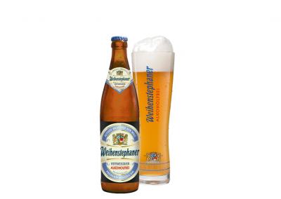 Weihensptephaner Hefeweissbier Alkoholfrei
