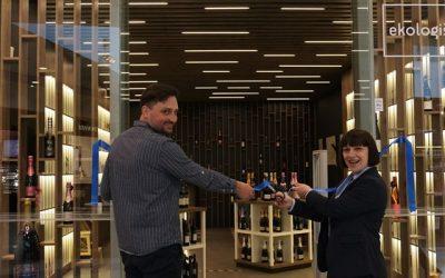 Nauja parduotuvė-vyno baras PLC PANORAMA!